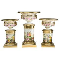 Garniture of urns, c.1815