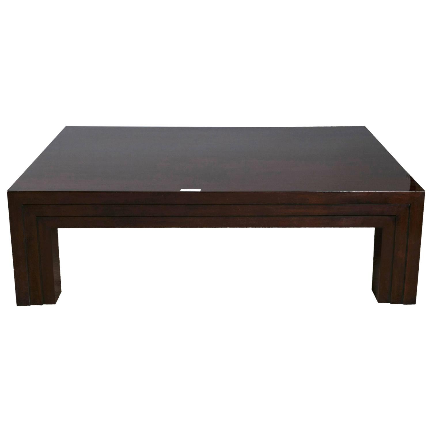 Ralph Lauren Duke Coffee Table