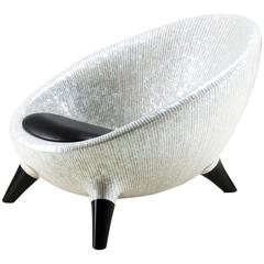 Mother-of-Pearl Chair by Kang Myung Sun, 2014