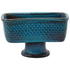 Stig Lindberg Stoneware bowl with foot