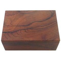 Alfred Klitgaard Rosewood Box Danish