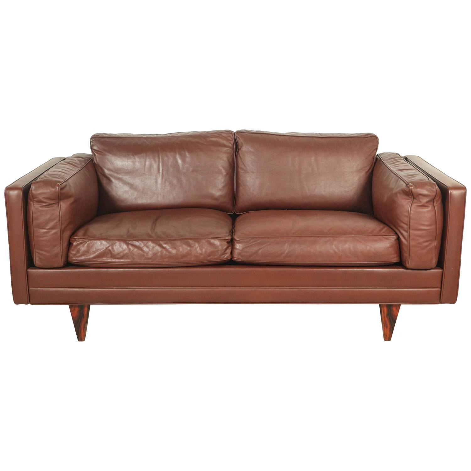 Illum Wikkels¸ Style Two Seater Sofa For Sale at 1stdibs