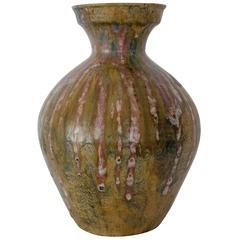Large Mid-20th Century Vase