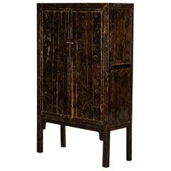 Cabinet with Original Patina, Shanxi circa 1800