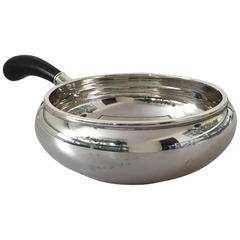 Danish Svend Toxvaerd Sterling Silver Sauce Pan with Handle