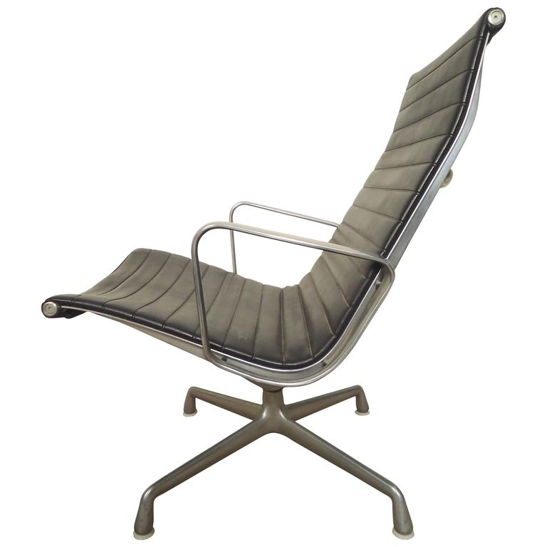 this eames designed office chair for herman miller is no longer