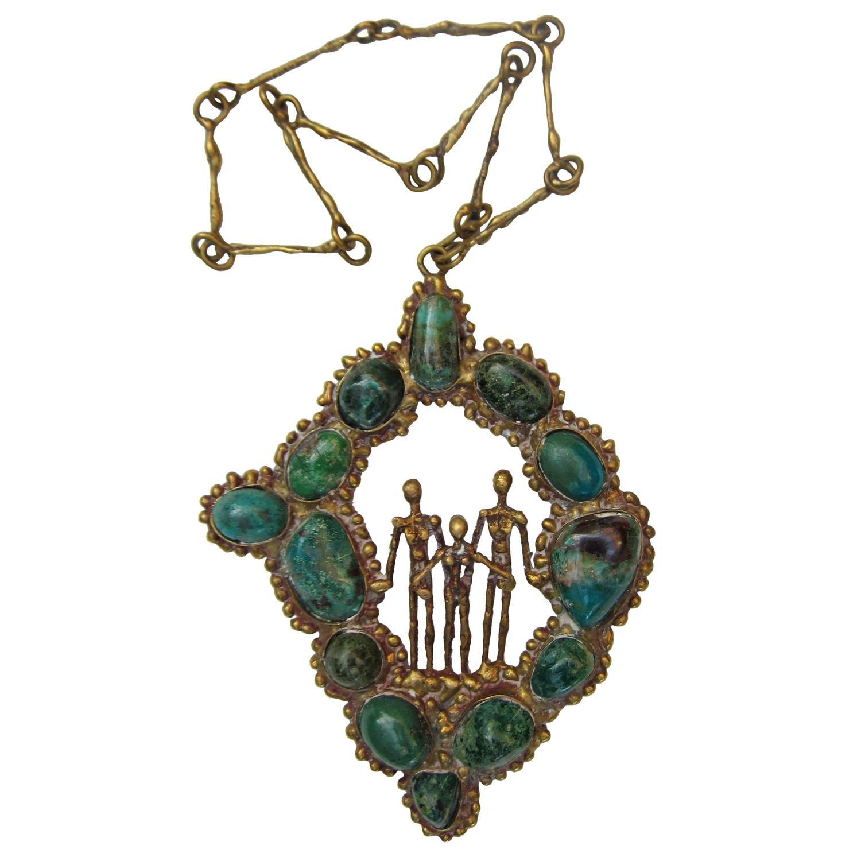 Vintage persian turquoise jewelry para la venta