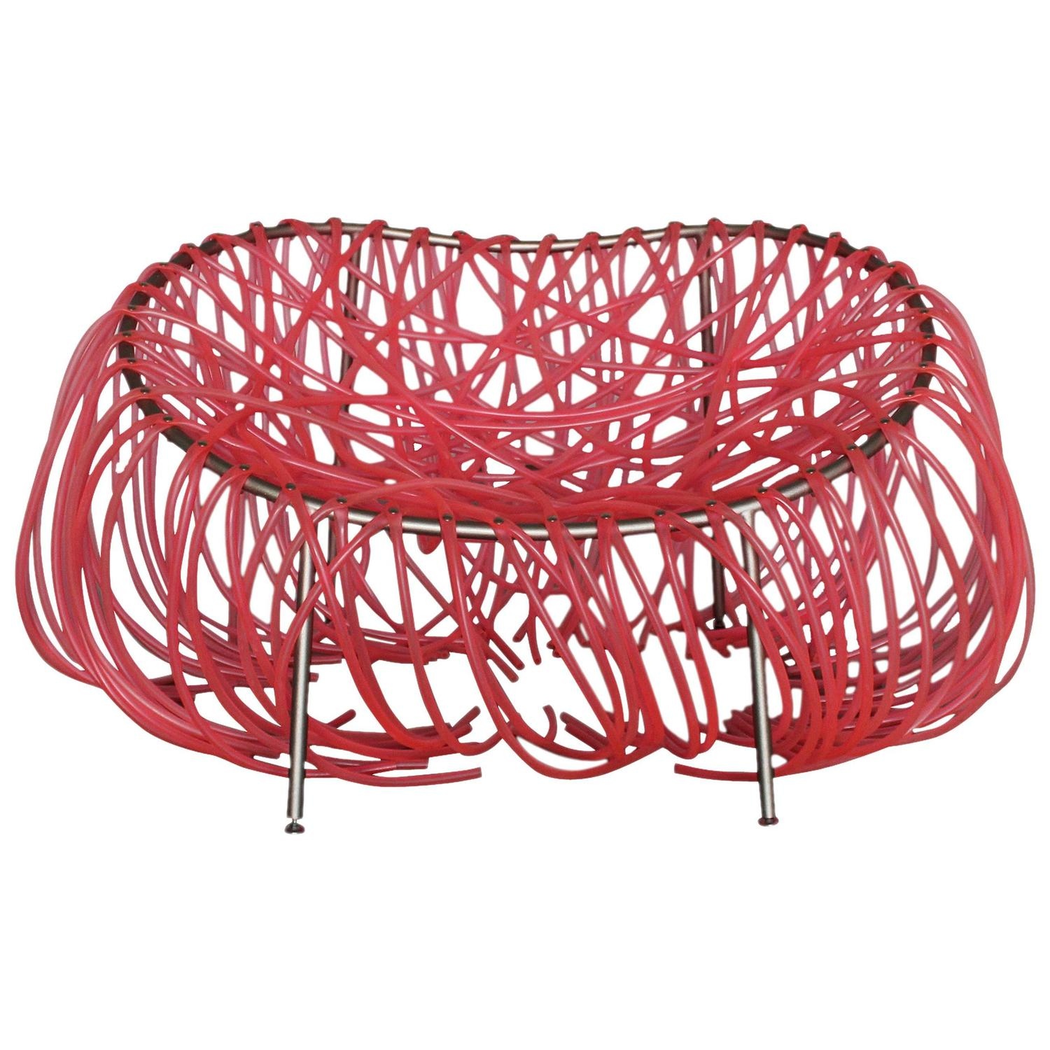 """Edra """"Anemone"""" Chair In Pink By Fernando And Humberto"""