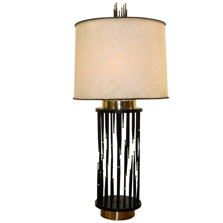 Vintage Stalactite Lamp For Sale