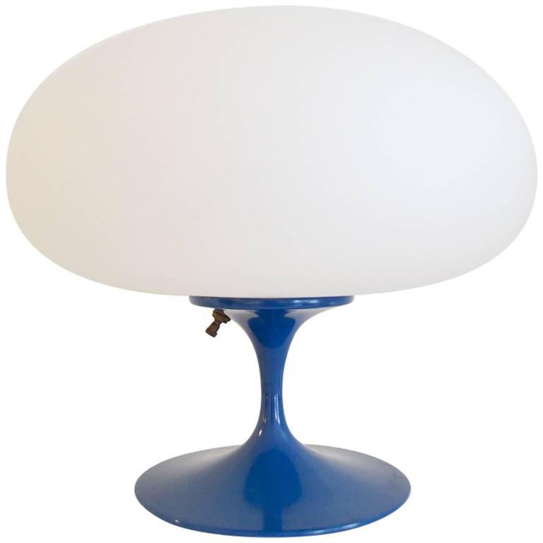 Laurel Mushroom Lamp by Bill Curry