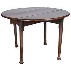 English Drop-Leaf Table