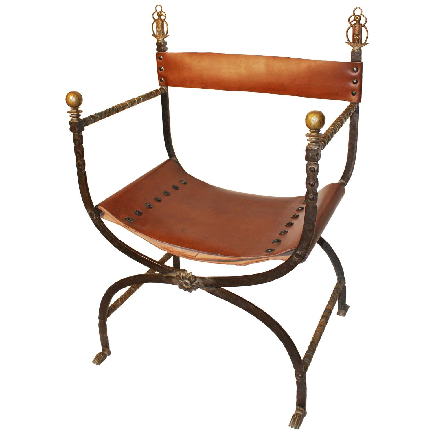 Bronze Chairs - 89 For Sale at 1stdibs