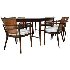 Dining Set by Bert England for Johnson Furniture Company