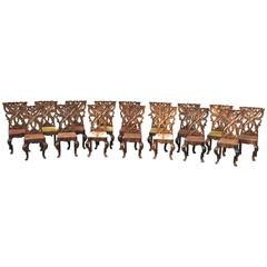 20th Century Spanish Colonial Revival Chairs