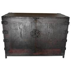 Japanese 18th Century Chest
