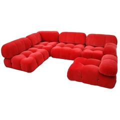 'Camaleonda' Modular Sofa by Mario Bellini for C&B, Italia, 1970s