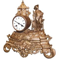 Antique French Clock
