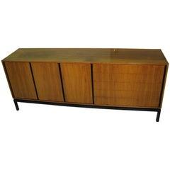 Mid-Century Modern Rosewood Long 11 Drawer Dresser