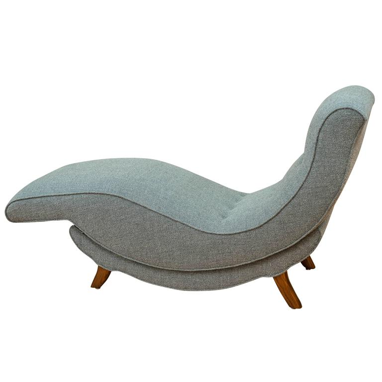 Midcentury Contour Lounge Chair at 1stdibs