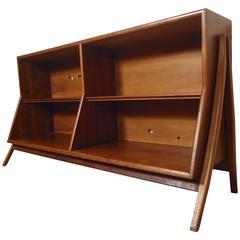 Striking Bookcase by Stewart McDougall and Kipp Stewart