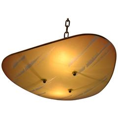 Wall or Ceiling Lamp