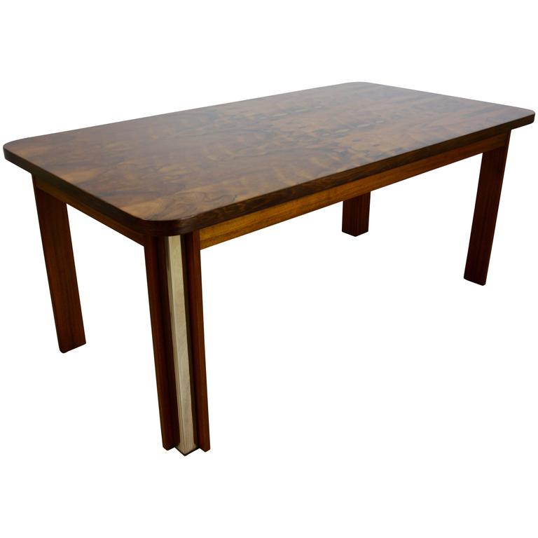 Mid Century Modern Design Rosewood Dining Table at 1stdibs : 3357732l from www.1stdibs.com size 768 x 768 jpeg 23kB