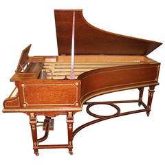 Wonderful Turn-of-the-Century Gilt Bronze Mounted Grand Erard Piano