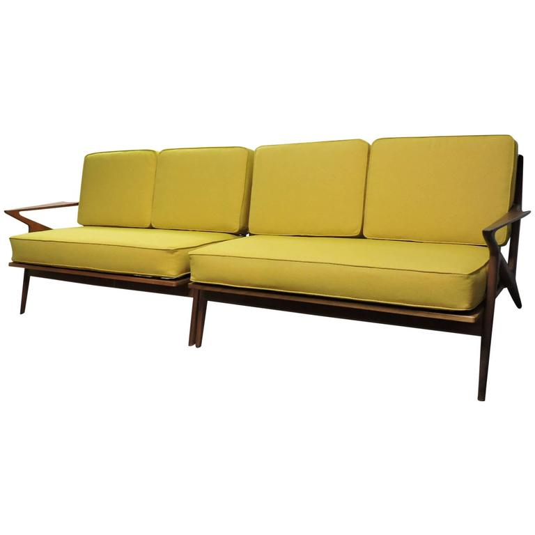 Sectional Z Sofa by Poul Jensen for Selig For Sale