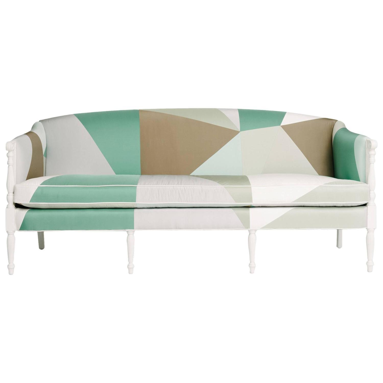 miles redd cubist sofa at 1stdibs