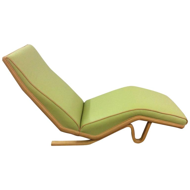 Andrew J. Milne Chaise Longue