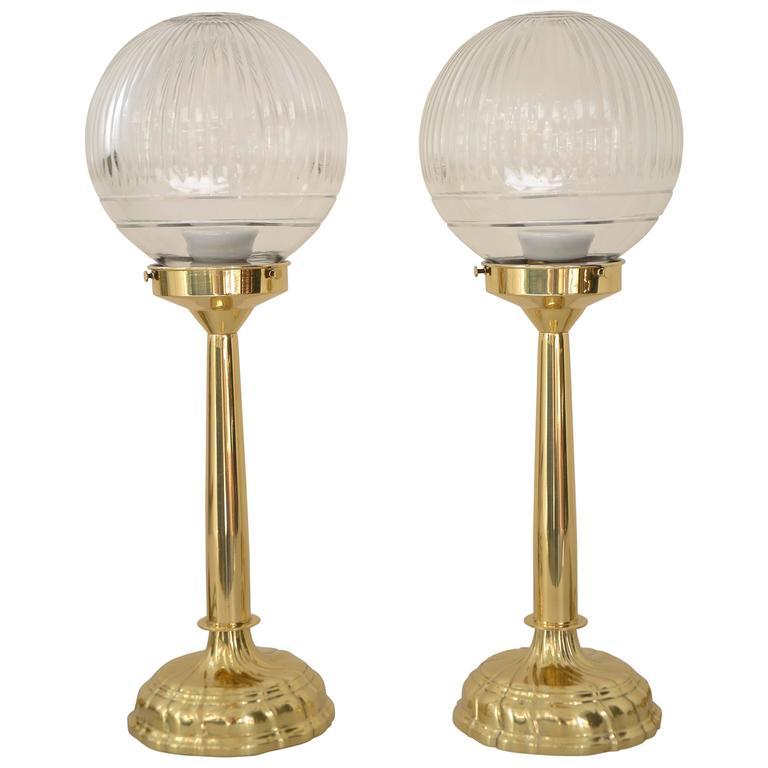 Pair of Beautiful Table Lamps