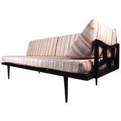 Unique Mid-Century Modern Daybed Settee