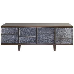 """""""Pepple"""" Sideboard by Atelier Stefan Leo for Flair Florence"""