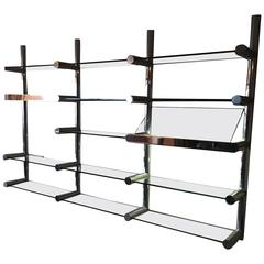 Orba Shelving System by Janet Schwietzer for Pace Collection 1970's