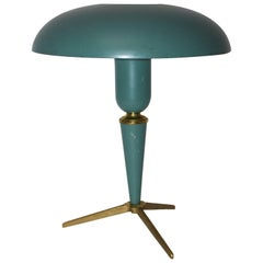Mid Century Modern VintageTable Lamp by Louis Kalff for Philips Netherlands 1958