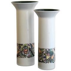Cuno Fischer  Vases for Rosenthal
