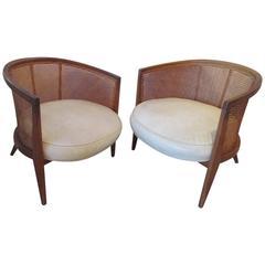 Model 1066 Harvey Probber Hoop Chairs