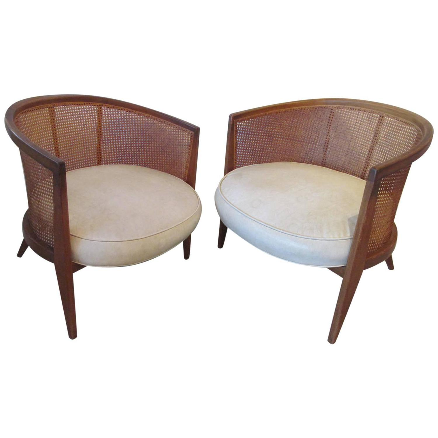 Amazing Model 1066 Harvey Probber Hoop Chairs For Sale At 1stdibs