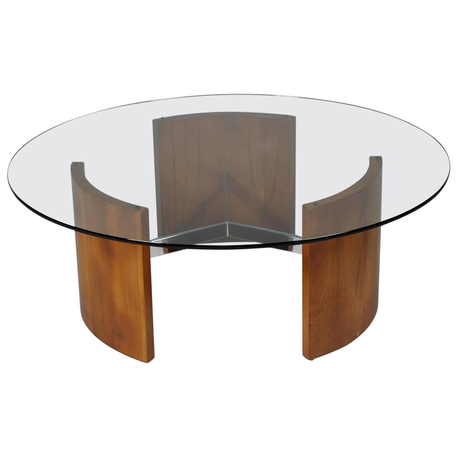 Radius Coffee Table By Vladimir Kagan At 1stdibs