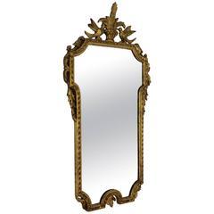 Louis XVI Giltwood Mirror, Austria, circa 1795
