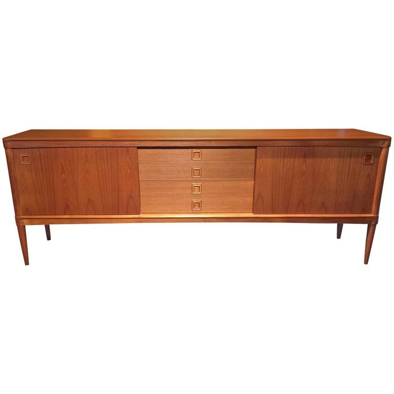 Extra Long Sideboard made in Denmark