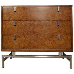 Gorgeous Burl Wood Dresser