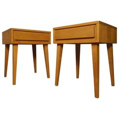 Russel Wright Designed Side Tables