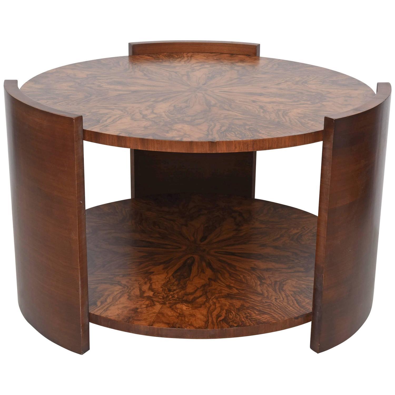 art deco coffee table at 1stdibs. Black Bedroom Furniture Sets. Home Design Ideas