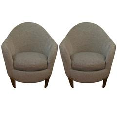 Garouste and Bonetti Pair of Koala Armchairs
