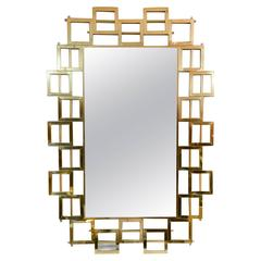 Mirror Attributed to Romeo Rega