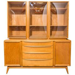 Haywood-Wakefield Buffet and Hutch