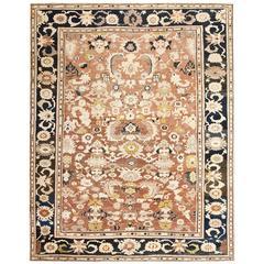 Decorative Antique Persian Sultanabad Rug