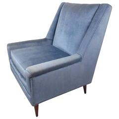 Vintage Modern Paul McCobb Style Lounge Chair