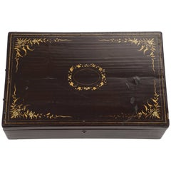 Chinese Export Lacquer Box